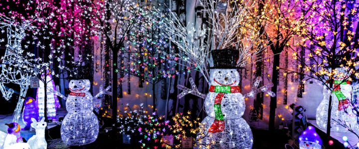Five Christmas Light Shows In and Around Metro Manila