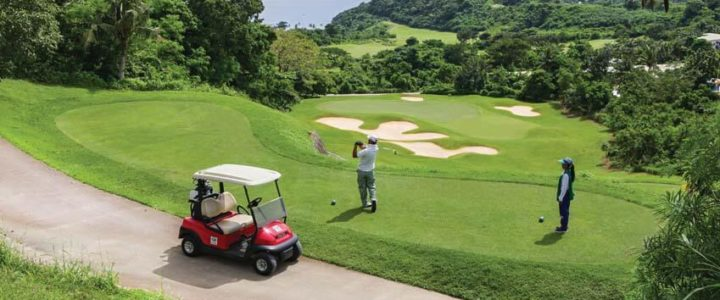 8 Most Beautiful Golf Courses in the Philippines